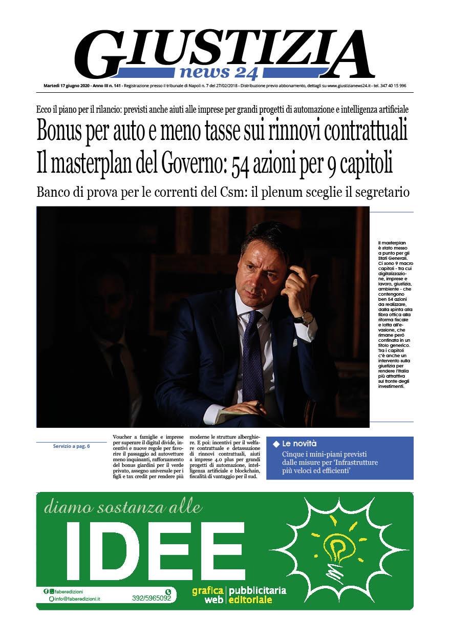 Quotidiano Giustizia News24