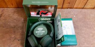 Le cuffie wireless