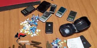 La droga e i bilancini