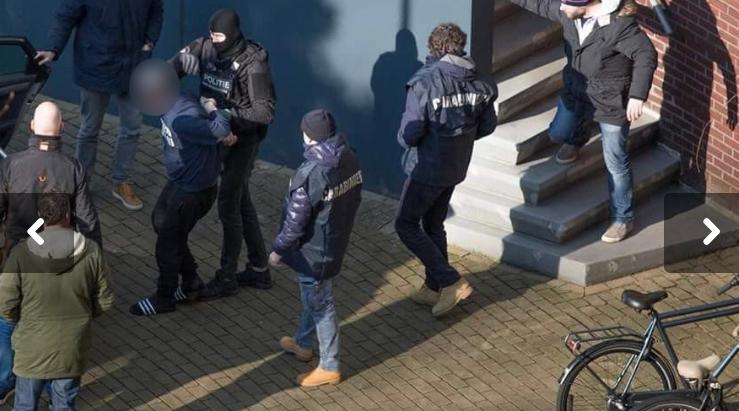 Laatitante arrestato in Olanda