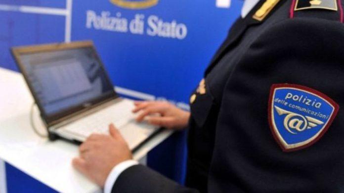 La polizia postale