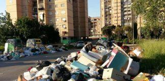 Napoli rifiuti