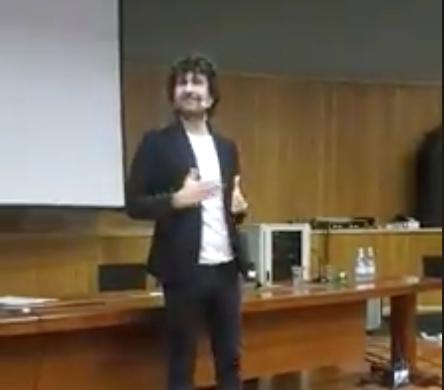 Alessandro Siani Tribunale