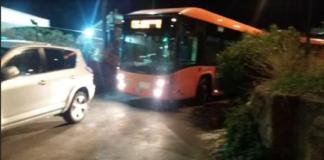Autobus a Mergellina