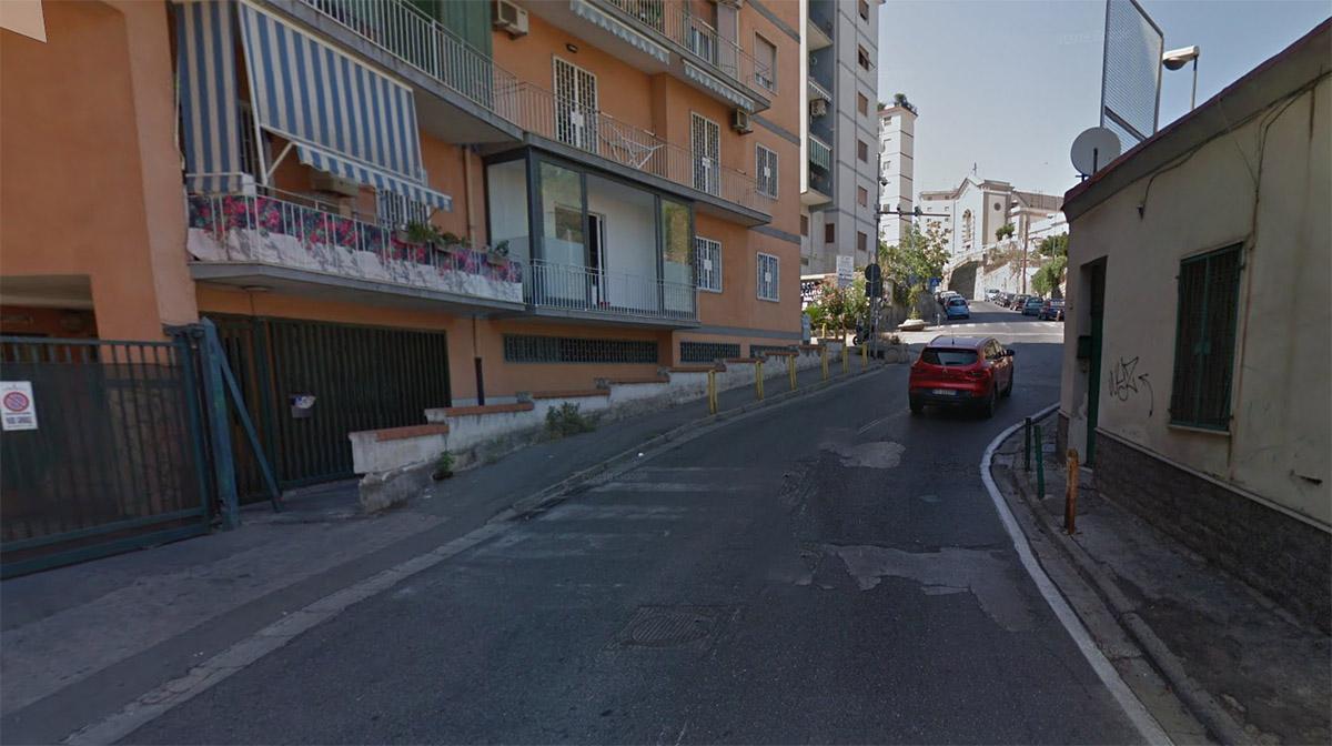 via San Giacomo dei Capri