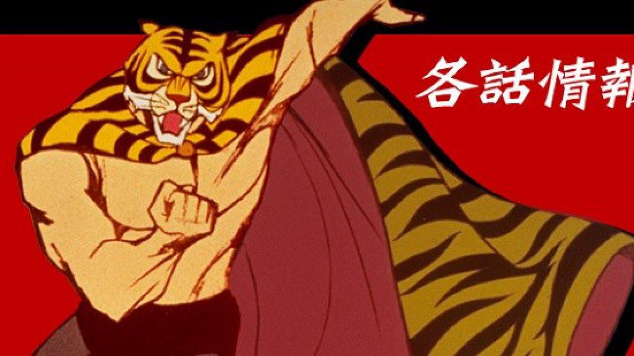 Ci lascia keiichiro kimura il character designer de l uomo tigre