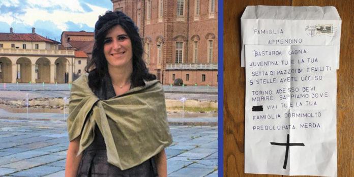 Chiara Appendino Minacce