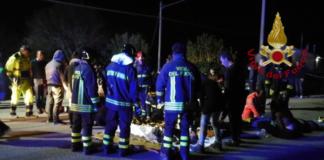La tragedia di Ancona