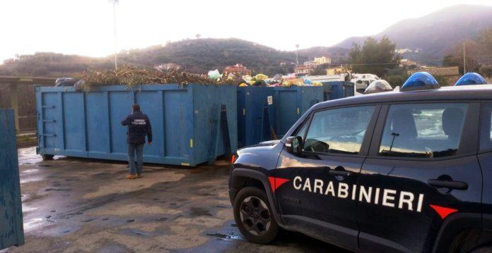 Centro rifiuti Gragnano