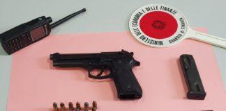 Pistola Torre Annunziata