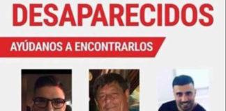 Scomparsi Messico