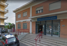 Circumvesuviana San Giorgio a Cremano