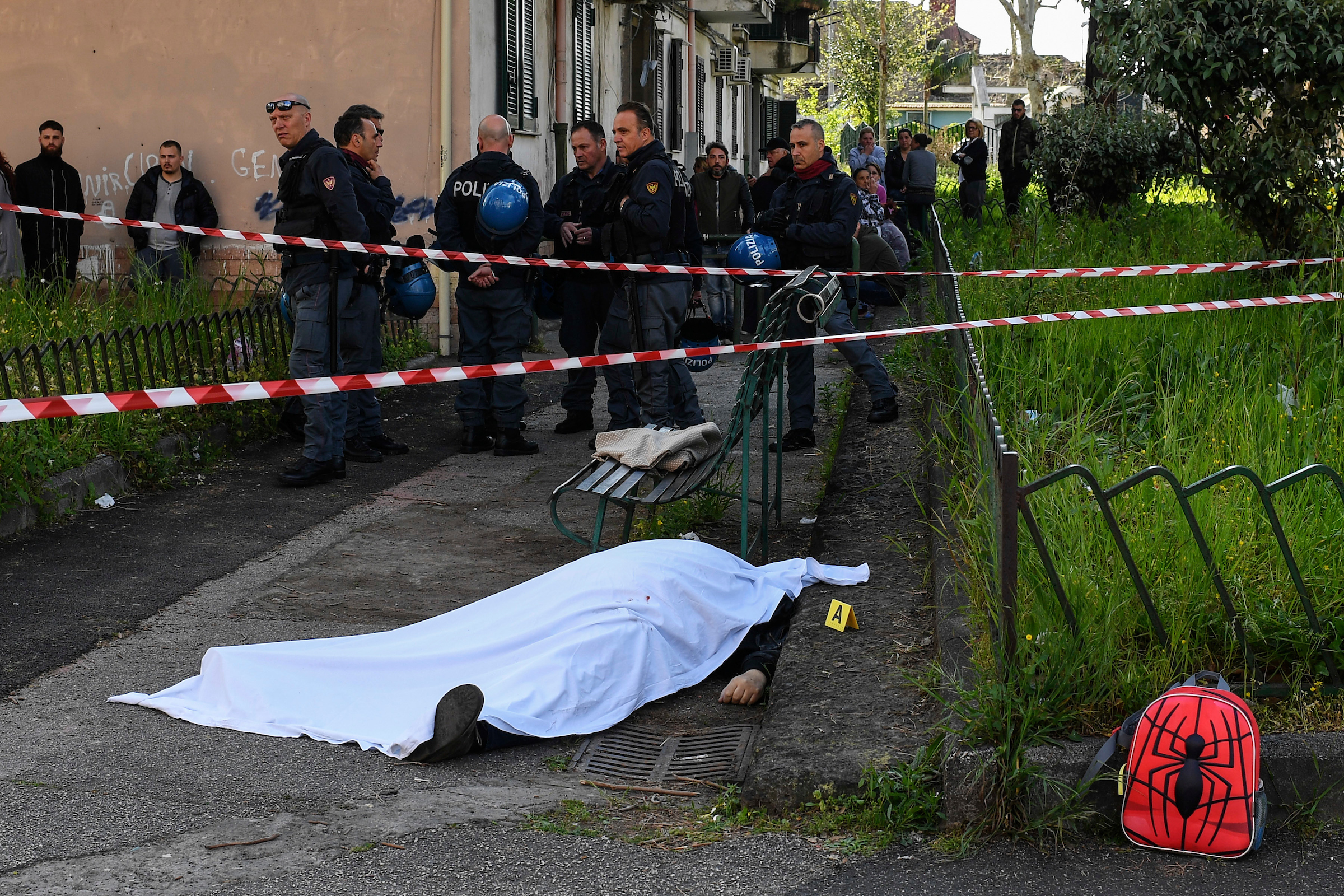 Omicidio San Giovanni