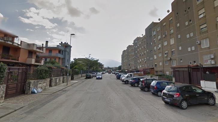 Brusciano Via Rossellini