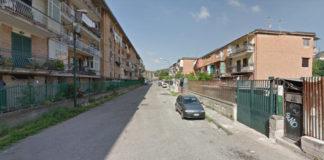 Napoli via Catone