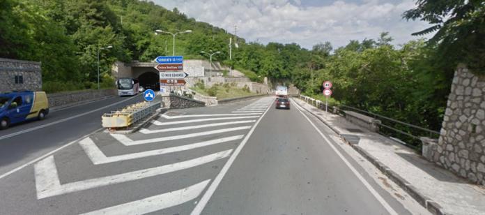 Strada Statale Sorrentina 145 Pozzano