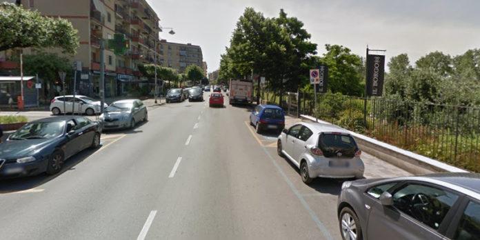 Via Manzoni San Giorgio a Cremano