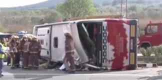 Bus Spagna