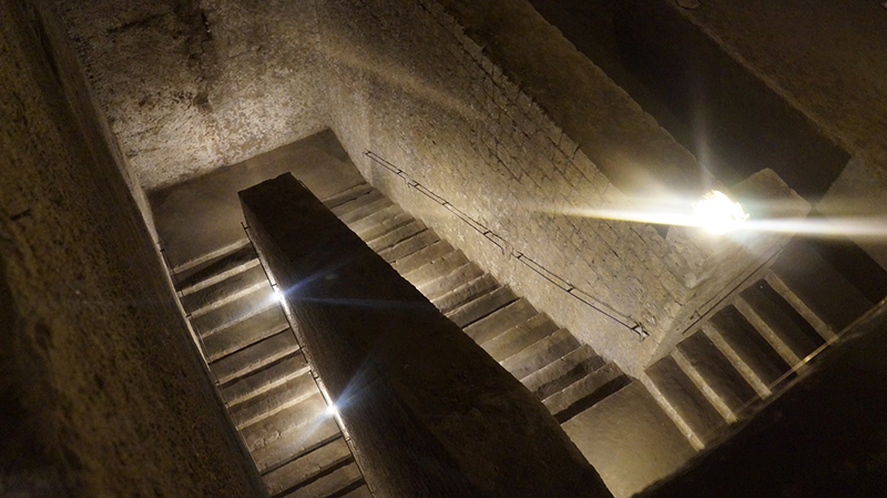 Cavità Napoli