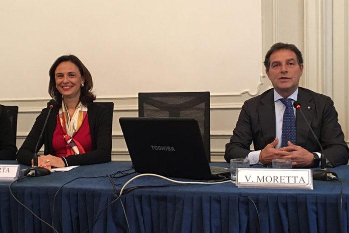 Antonella La Porta e Vincenzo Moretta