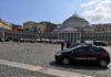 Carabinieri piazza plebiscito