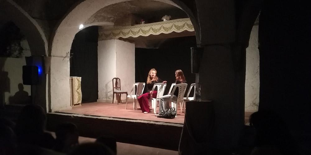 Teatro Cripta Invisibile