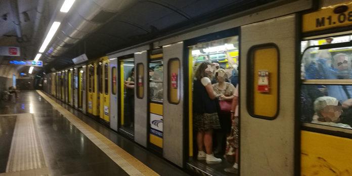 Napoli Metro Linea 1