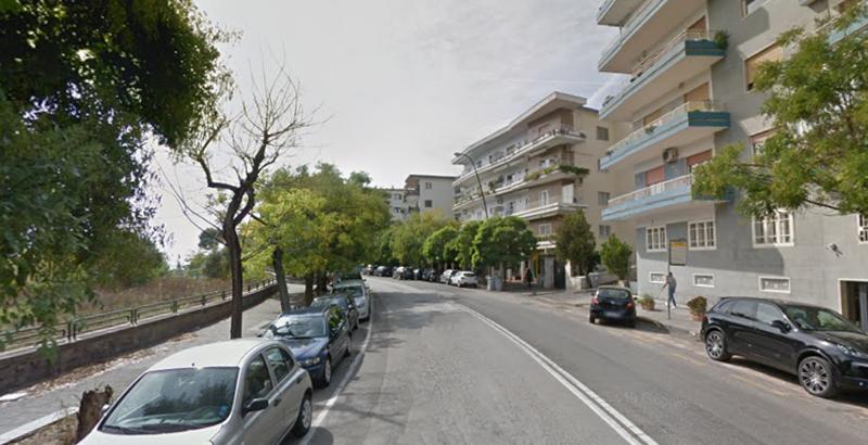 Via Petrarca Napoli