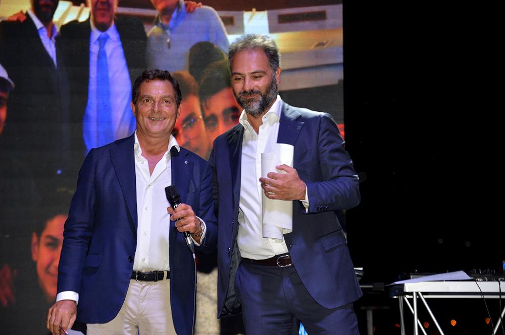 Catello Maresca e Danilo Iervolino premiati dai commercialisti alla