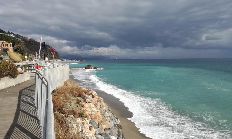 Spiaggia Bergeggi Savona