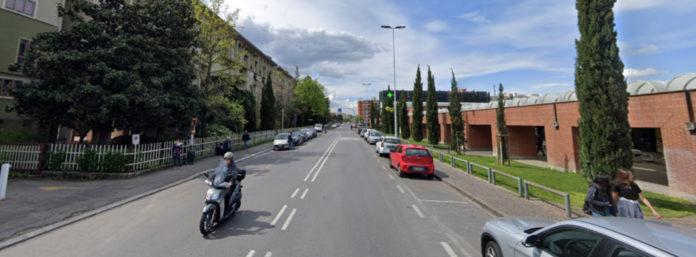 Firenze Via Canova