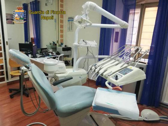 Falso dentista