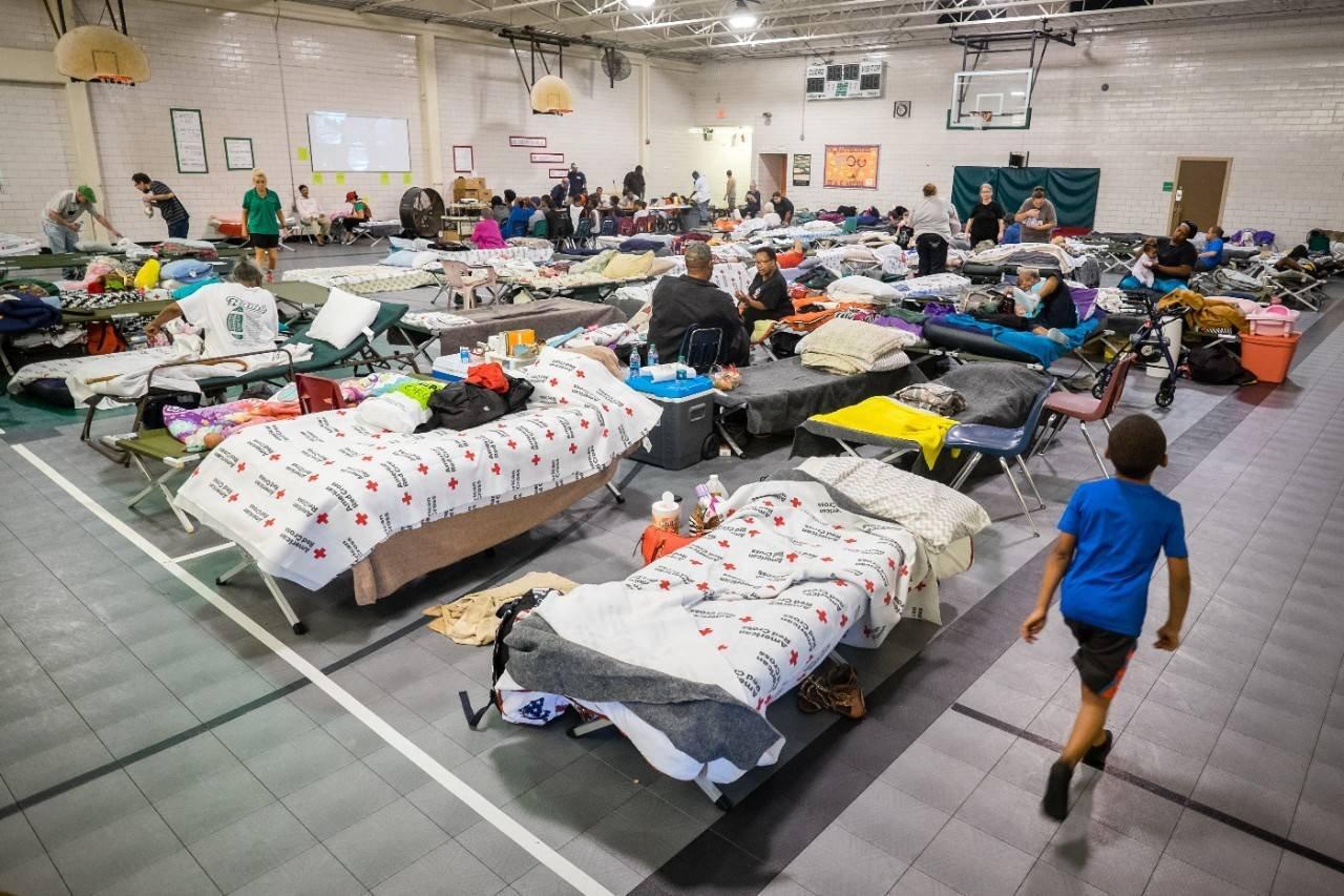 rifugio uragano dorian
