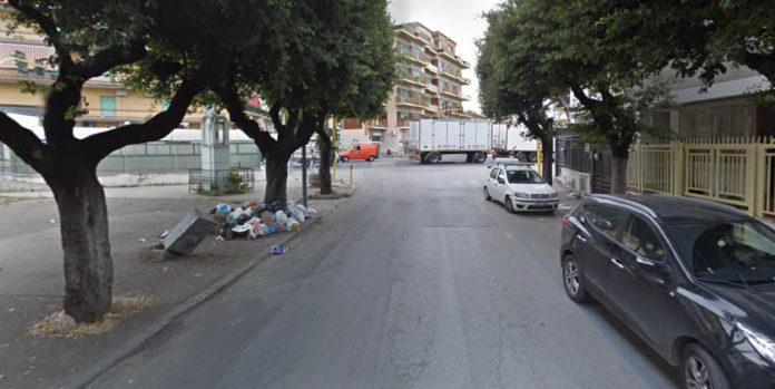 viale Marechiaro a Mondragone