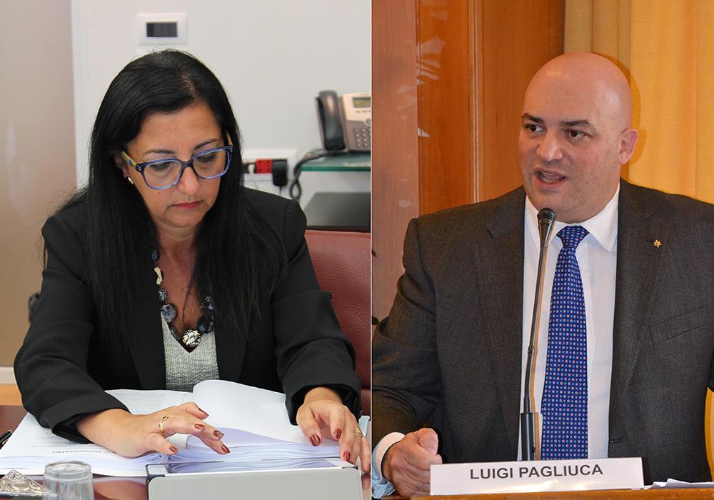 Maria Vittoria Tonelli - Luigi Pagliuca