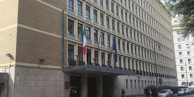 Corte dei Conti Roma