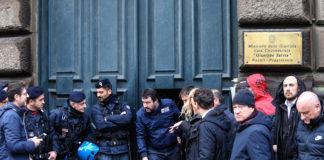 Salvini carcere Poggioreale