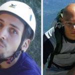 Due delle vittime Ryszard Barone e Andrea Antonucci