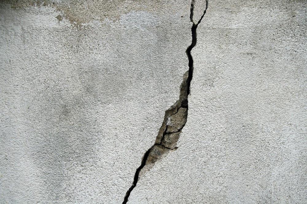 muro crepato