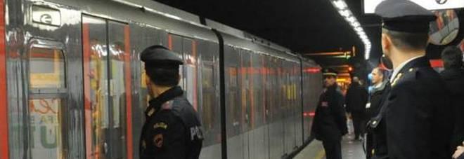 polizia metro