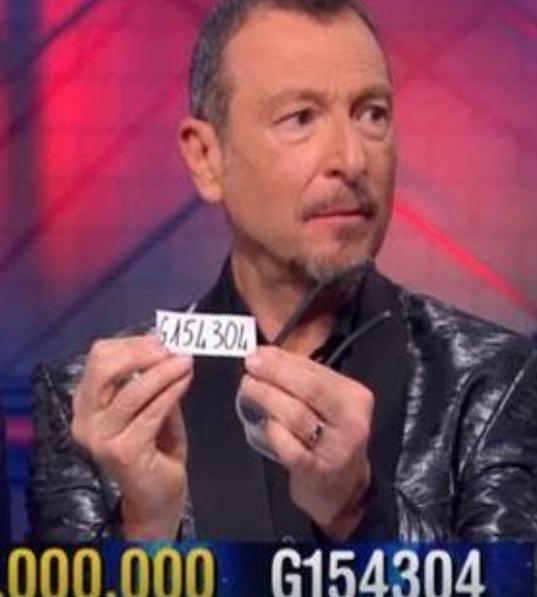 amadeus lotteria italia