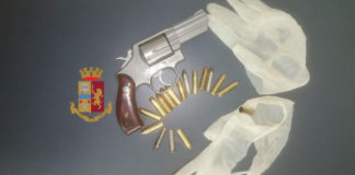 pistola montecalvario