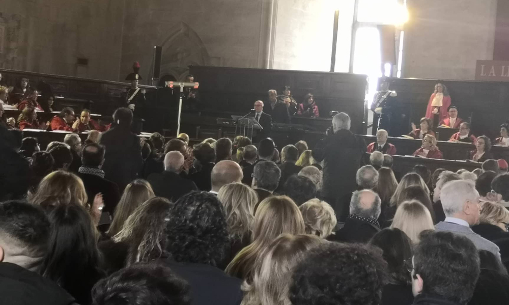 Anno Giudiziario D'Amato
