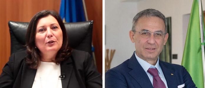 Valeria Ciarambino - Sergio Costa