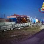 Treno Deragliato Lodi