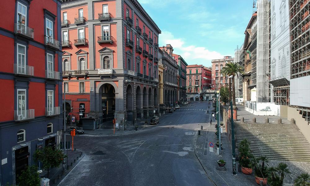 Napoli vuota