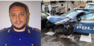 Pasquale Apicella, l'agente scelto morto nel tentativo di fermare due ladri