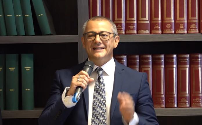 Francesco Basentini Dap
