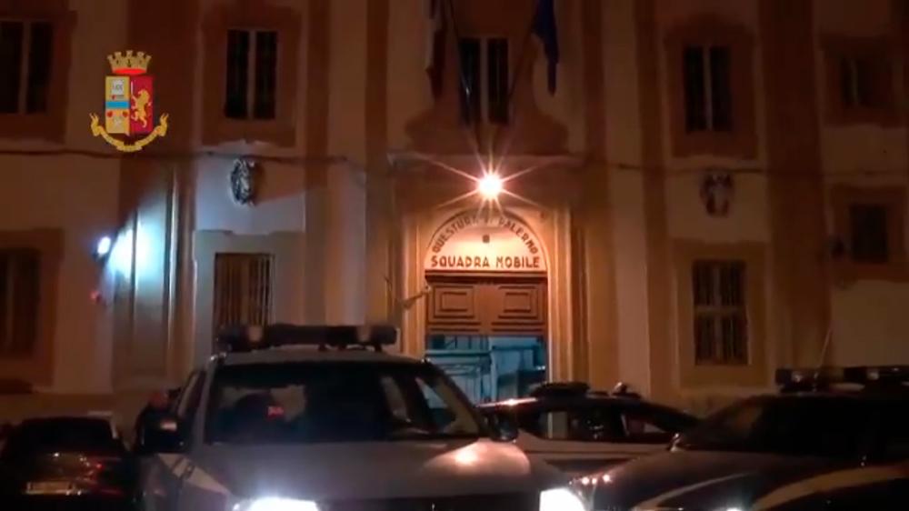 Arresti clan Noce di Palermo