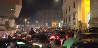 Festeggiamenti Coppa Italia